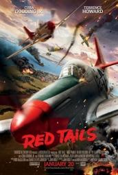 Poster do filme Red Tails.