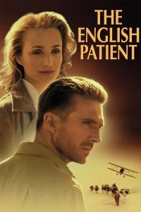 Poster original do filme O Paciente Inglês.